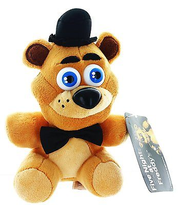 "6.5"" Five Nights at Freddy's Plush - Freddy - Officially Licensed FNAF! GOOD STUFF 1"