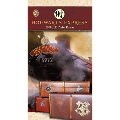 Harry Potter Pocket Planner, Fantasy Movies by Trends International Trends International 1