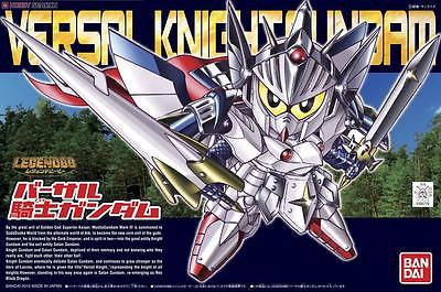 Bandai BB SD #399 Versal Knight Gundam Model Kit