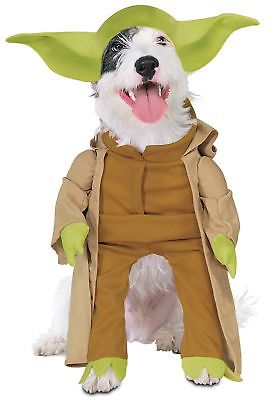 Yoda Dog Costume Rubies