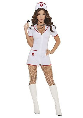Womens Head Nurse Costume Elegant Moments