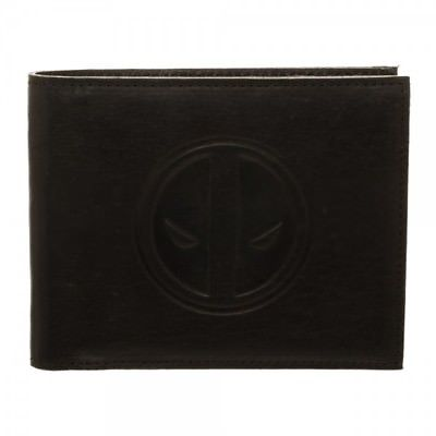 Bioworld - Marvel Comics - Deadpool Leather Bi-Fold Wallet Bioworld 1