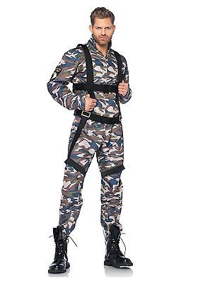 Paratrooper Adult Men's Costume Leg Avenue