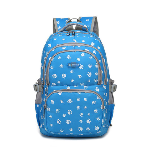 1bf28e6e95 2017 Fashion Girl School Backpack for Teenage Girls Floral Women Backpacks  Children Bookbag Bolsa Mochilas Female