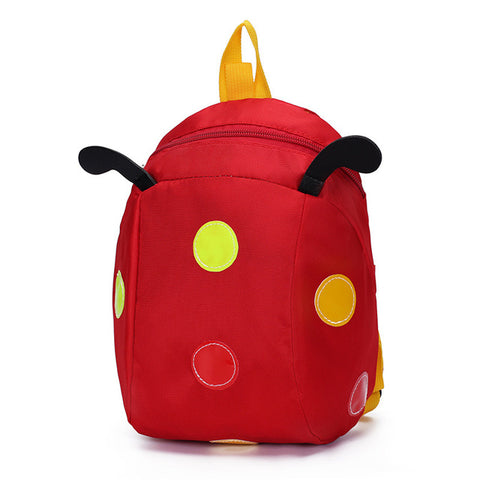 2017 New Arrival Anti Lost Cartoon Animals Backpack 1-3 Years Toddler Backpack Kids Ladybug Children Kindergarten School Bags WIN BAG Store 1