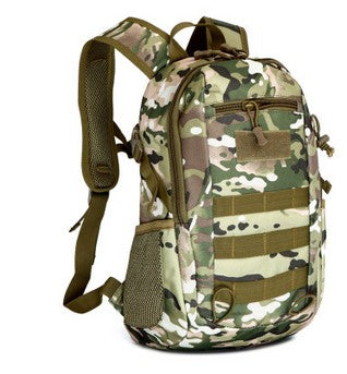 72c9a5469d4 ... 2018 Fashion men s backpacks Small camouflage backpack cool high  quality school bags for teenagers boys Travel