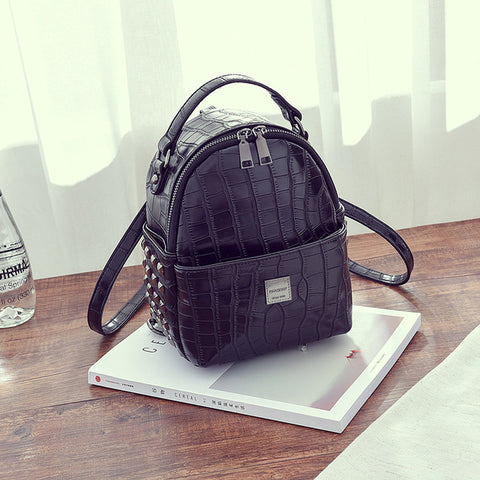 Cool Backpack school 2018 Hot Selling Backpack Fashion Girl Backpack Bag  High Quality School Backpack Famous Girl Bag Cool Small Backpack AT_52_3
