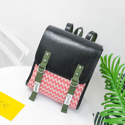 6fccef1b8c10 2018 Vintage Men Women Canvas Backpacks School Bags for Teenagers Boys  Girls Large Capacity Backpack Fashion