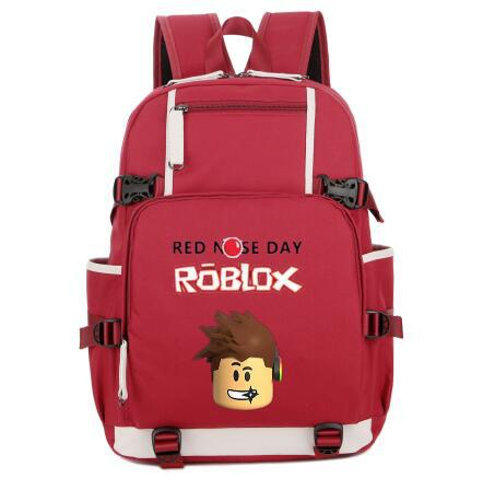 ... 2018 many colors Roblox game backpack Men Student School Bags Kids Boys  Children teenagers travel Shoulder ... 1b2c5f67e8ac6