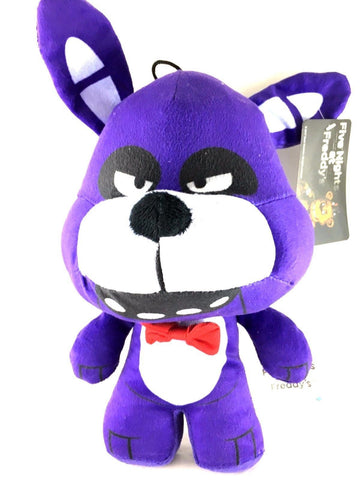 100% Authentic Licensed Five Nights at Freddy's Bonnie Plush 12 Inches
