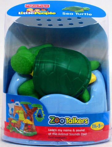Fisher Price Little People Zoo Talkers Sea Turtle Interactive Sounds N 2018 At 142 30 Animetee Com Sbra