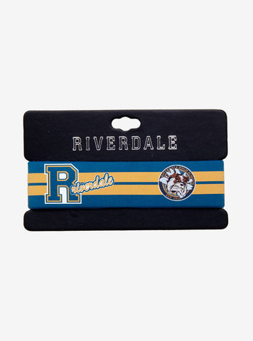 Licensed Cool Riverdale High School Bulldogs Varsity 1 Rubber
