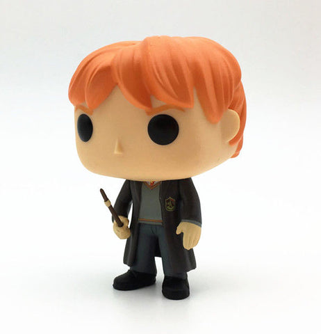 10cm New Funko Pop! Movies Harry Potter Vinly Figure #02 Ron Weasley Funko 7