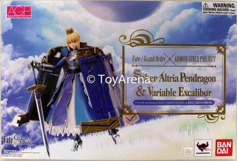 Armor Girls Project Fate/Grand Order Saber Altria Pendragon & Variable Excalibur