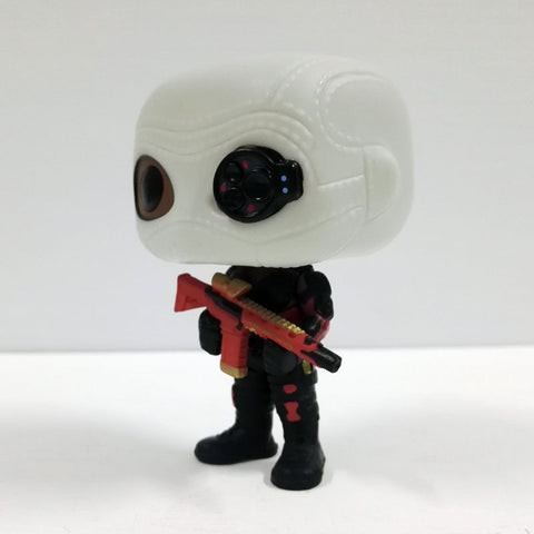 10cm New Funko Pop! Heroes Suicide Squad Vinly Figure #106 DEADSHOT MASKED Funko 4