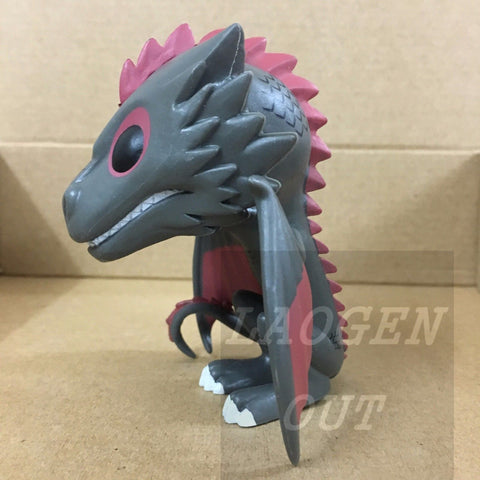 10cm New Funko Pop! Rides: Game of Thrones Drogon Vinly Figure #16 Funko 7