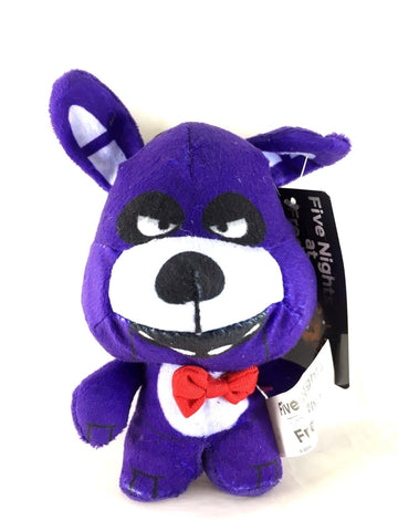 100% Authentic Licensed Five Nights at Freddy's Bonnie Plush 6 Inches