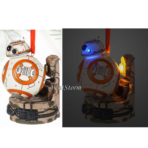 The Force Awakens Disney BB-8 Sketchbook Ornament Star Wars