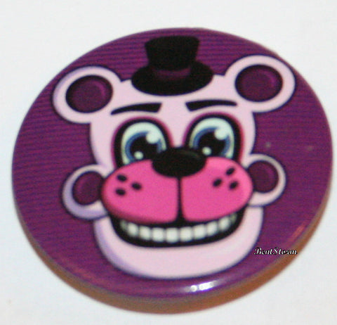 Labels, Indexes & Stamps Cooperative 1pcs Five Night At Freddys Cartoon Pvc Brooches Hot Movie Toy Pins Brooches Accessory Badges Backpack Decor Kid Gift