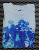 Custom Fanmade Ao No Exorcist Cosplay Shirt T-Shirt Tee - Animetee - 1