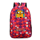 Adventure Time Finn and Jake backpack Boy Girl for teenagers Student School Bags travel Shoulder Bag Laptop Bags bookbag Shop2788211 Store 10