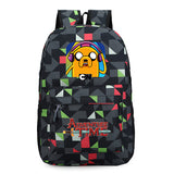 Adventure Time Finn and Jake backpack Boy Girl for teenagers Student School Bags travel Shoulder Bag Laptop Bags bookbag Shop2788211 Store 11