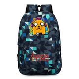 Adventure Time Finn and Jake backpack Boy Girl for teenagers Student School Bags travel Shoulder Bag Laptop Bags bookbag Shop2788211 Store 12