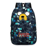 Adventure Time Finn and Jake backpack Boy Girl for teenagers Student School Bags travel Shoulder Bag Laptop Bags bookbag Shop2788211 Store 16
