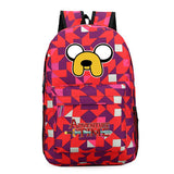 Adventure Time Finn and Jake backpack Boy Girl for teenagers Student School Bags travel Shoulder Bag Laptop Bags bookbag Shop2788211 Store 18