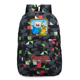 Adventure Time Finn and Jake backpack Boy Girl for teenagers Student School Bags travel Shoulder Bag Laptop Bags bookbag Shop2788211 Store 20