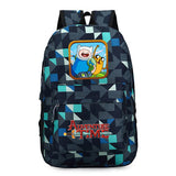 Adventure Time Finn and Jake backpack Boy Girl for teenagers Student School Bags travel Shoulder Bag Laptop Bags bookbag Shop2788211 Store 21