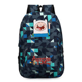 Adventure Time Finn and Jake backpack Boy Girl for teenagers Student School Bags travel Shoulder Bag Laptop Bags bookbag Shop2788211 Store 22