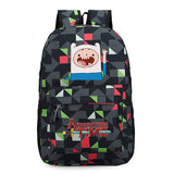 Adventure Time Finn and Jake backpack Boy Girl for teenagers Student School Bags travel Shoulder Bag Laptop Bags bookbag Shop2788211 Store 23