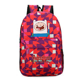 Adventure Time Finn and Jake backpack Boy Girl for teenagers Student School Bags travel Shoulder Bag Laptop Bags bookbag Shop2788211 Store 24