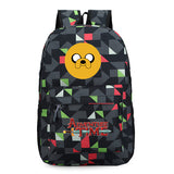 Adventure Time Finn and Jake backpack Boy Girl for teenagers Student School Bags travel Shoulder Bag Laptop Bags bookbag Shop2788211 Store 5