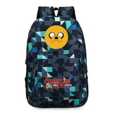 Adventure Time Finn and Jake backpack Boy Girl for teenagers Student School Bags travel Shoulder Bag Laptop Bags bookbag Shop2788211 Store 6