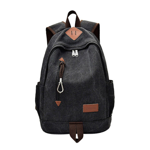 1c74ef6379 Aelicy 2018 New Fashion Men s Backpack Bag Male Canvas Computer Laptop  Backpack Bag High School Student