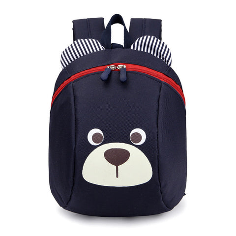 Age 1-3 Toddler backpack Anti-lost kids baby bag cute animal dog children backpack kindergarten bear school bag mochila escolar Gzswinner Bag And Luggage Store 1
