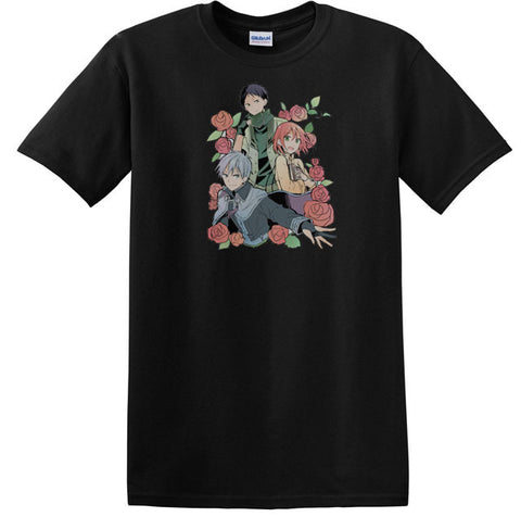 Akagami no Shirayukihime group t-shirt - Animetee - 2