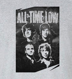 Copy of All Time Low band poster Hoodie Hooded Sweatshirt - Animetee - 2
