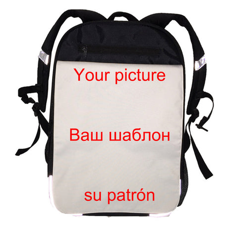 Anime Customized Printing Backpack Gin Tama Women Men Casual Boys Girls School Bags Hip Hop Male Laptop mochila Kpop Bagpack ZIRUN Store 1