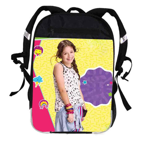 Anime Customized Printing School Bag Soy Luna School Backpacks For Boys Girls Kids Men Women Travel Bag mochila ZIRUN Store 10