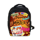 Anime Gravity Falls Children School Bags for Kindergarten Mystery Girls Book Bag Kids Bag 13 Inch Toddler Baby Backpacks Cartoon COOLOST Featured Store 17