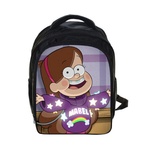 Anime Gravity Falls Children School Bags for Kindergarten Mystery Girls Book Bag Kids Bag 13 Inch Toddler Baby Backpacks Cartoon COOLOST Featured Store 1