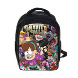 Anime Gravity Falls Children School Bags for Kindergarten Mystery Girls Book Bag Kids Bag 13 Inch Toddler Baby Backpacks Cartoon COOLOST Featured Store 7