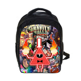 Anime Gravity Falls Children School Bags for Kindergarten Mystery Girls Book Bag Kids Bag 13 Inch Toddler Baby Backpacks Cartoon COOLOST Featured Store 8