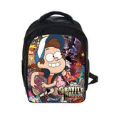 Anime Gravity Falls Children School Bags for Kindergarten Mystery Girls Book Bag Kids Bag 13 Inch Toddler Baby Backpacks Cartoon COOLOST Featured Store 9