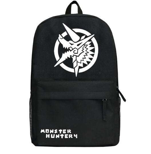 eb4df18b9b Japanese Anime Bag Monster Hunter Schoolbag Oxford Backpack Zinogre Pr –  2018 AT 142 30 (Animetee.com Friends)