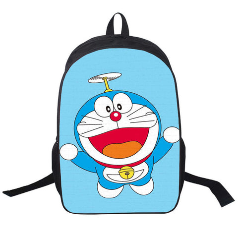 Anime My Neighbor Totoro PIKACHU ONE PIECE NARUTO FATE Printing Backpack men women Backpacks Boys Girls School Bags 27 style COS BAG MADE Store 1