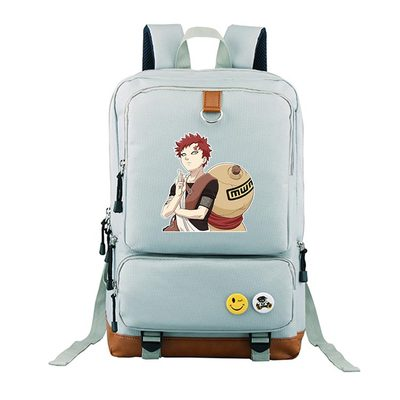 Anime Naruto COSPLAY Casual fashion male and female students schoolbag travel backpack Hangzhou Manxia Backpack Store 1